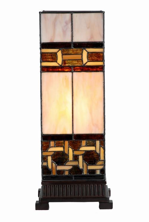 Витражная колонна QXTE 036