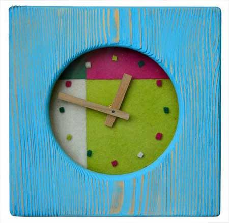 Часы радуга 1