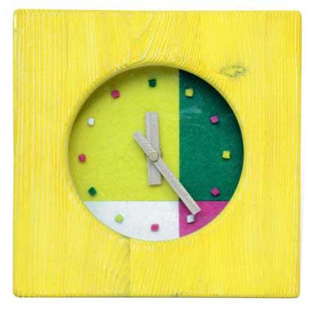 Часы радуга 4