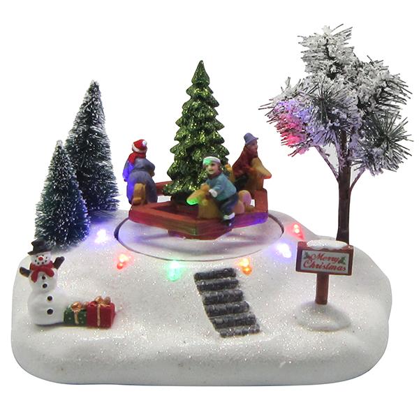 Новогодний светильник 20529