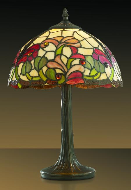 Настольная лампа Тиффани OD 22-68-1T