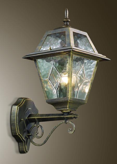 Настенный уличный светильник OD 23-15-1W