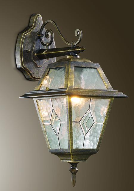Настенный уличный светильник OD 23-16-1W