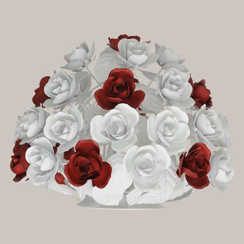 Настольная лампа Розалия 423030201