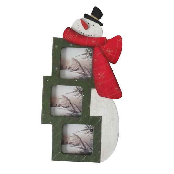 Новогодний сувенир из дерева 31521