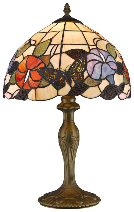 Настольная лампа тиффани 81601