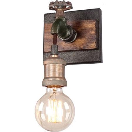 Светильник настенный в стиле LOFT