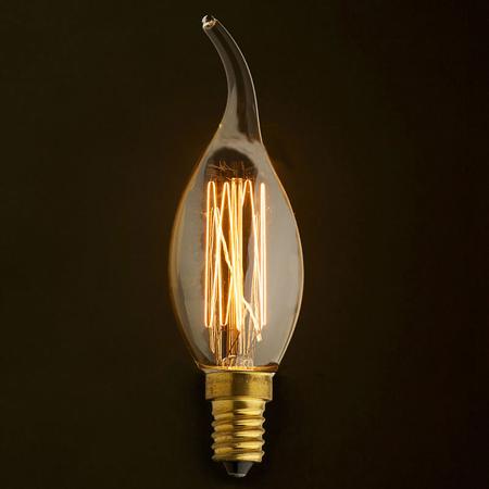Лампа C35LG Art: 3540-LG