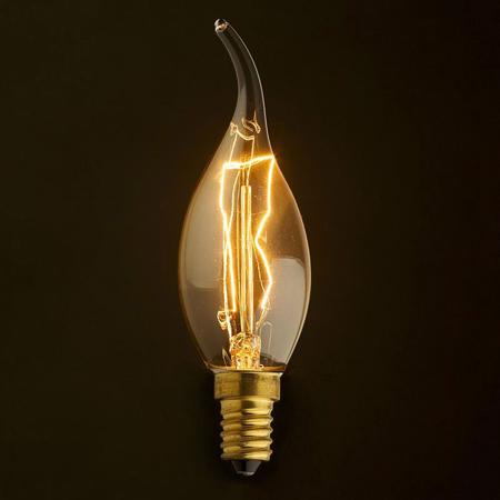 Лампа C35L Art: 3540-TW