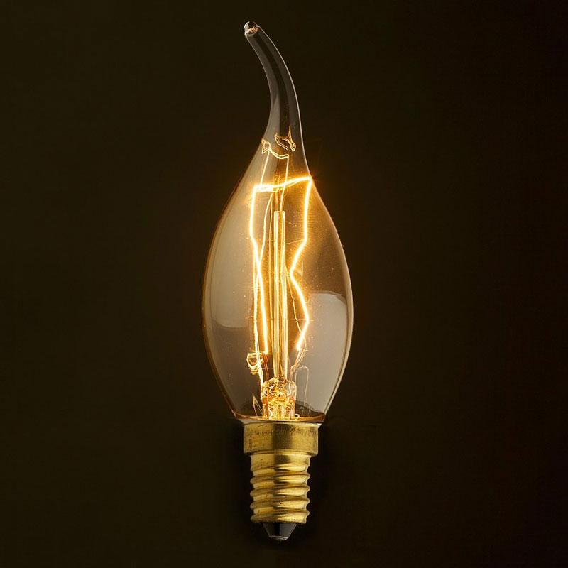 Лампа C35L Art: 3560-TW
