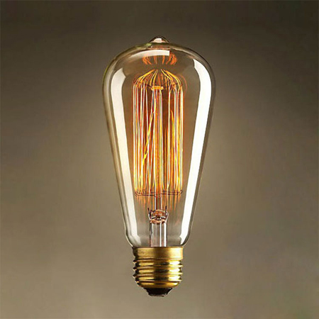 Лампа ST64-2 Art: 6460-SC