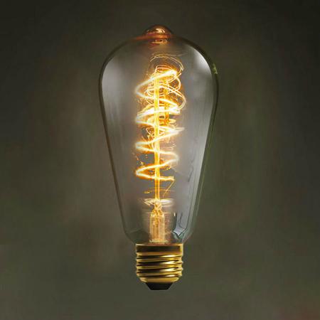 Лампа ST64-3 Art: 6460-S