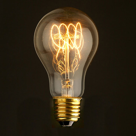 Лампа A75-R Art: 7560-T