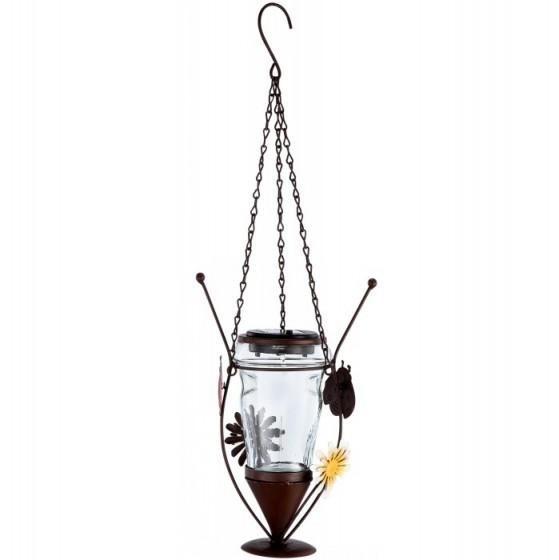 Светильник садовый подвесной 33-256