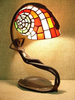 Настольная лампа SNAIL 1