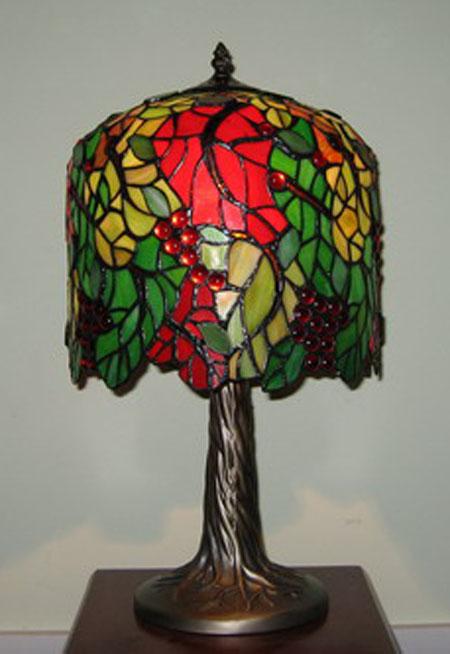 Настольная лампа T 12072