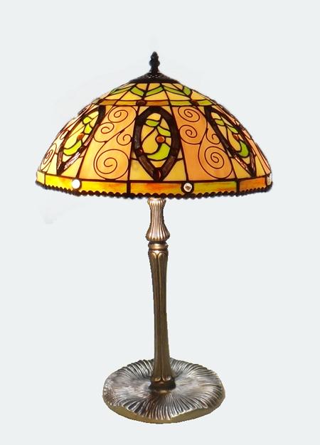 Настольная лампа Тиффани RCN 610 T