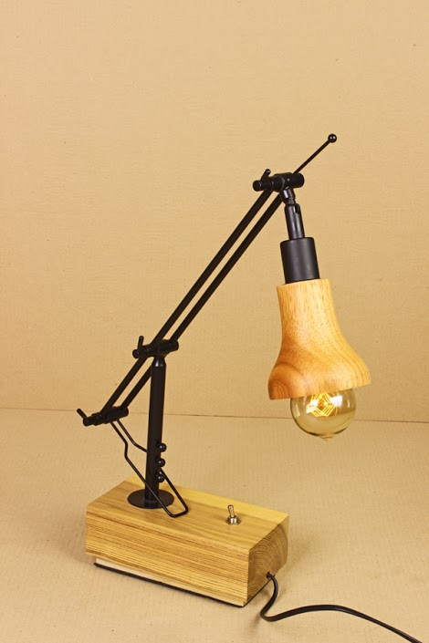 Настольная лампа T-102