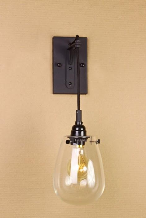 Настенный светильник W-102