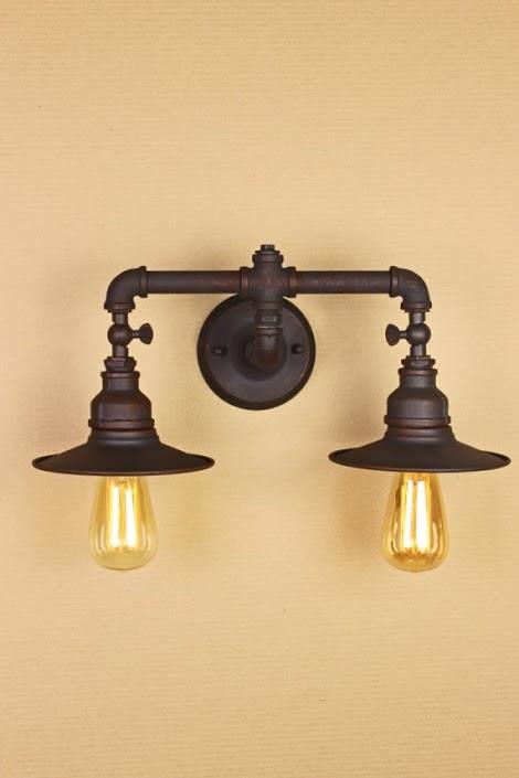 Настенный светильник W-103