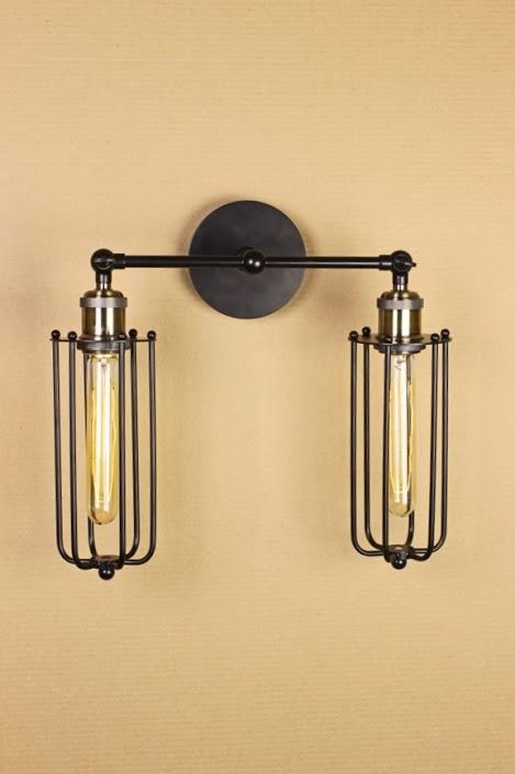 Настенный светильник W-111