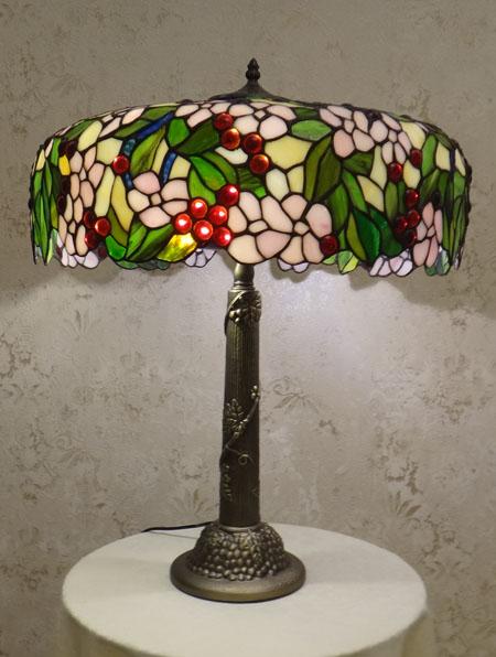 Настольная лампа QXTK 165 B