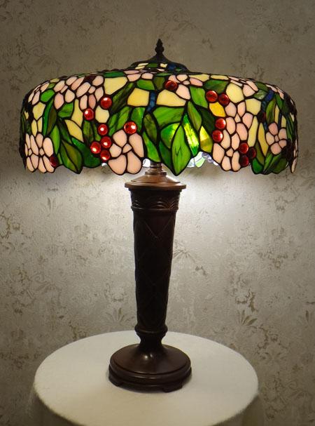 Настольная лампа QXTK 165 R