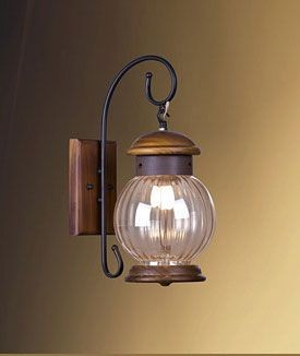 Бра-фонарь ковка 587-701-01