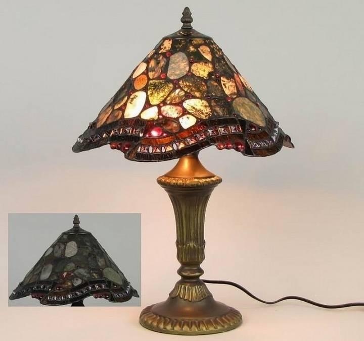 Настольная лампа RCN 757