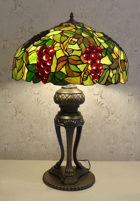 Настольная лампа Тиффани RCN 2012