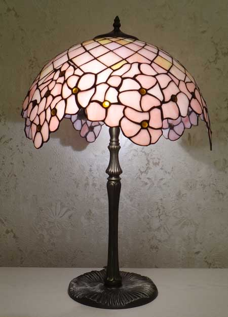 Настольная лампа T 16777-2