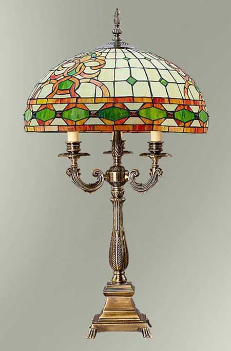 Настольная лампа Тиффани 330-14255
