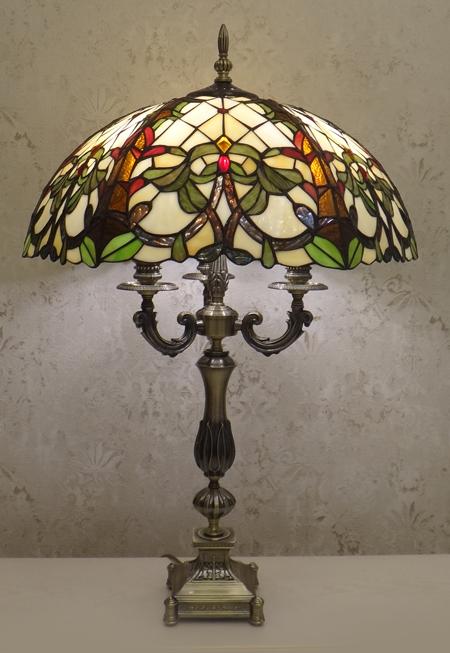 Настольная лампа T 13-30/2 (477 CD)