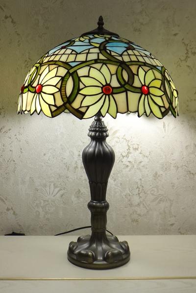 Настольна лампа Тиффани  RCN 2004