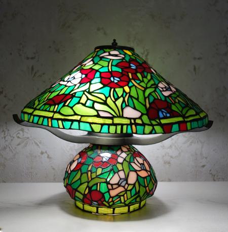 Настольная лампа T 16489 S