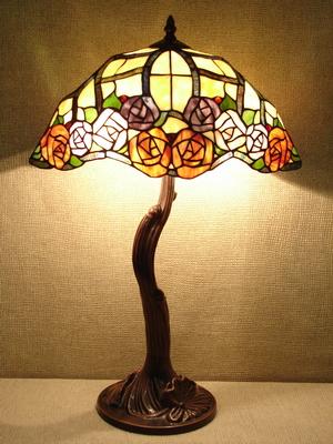 Настольная лампа Tiffany B 16305 S