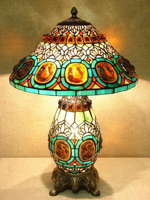 Настольная лампа T 16200 B