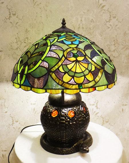 Настольная лампа Тиффани RCN 103