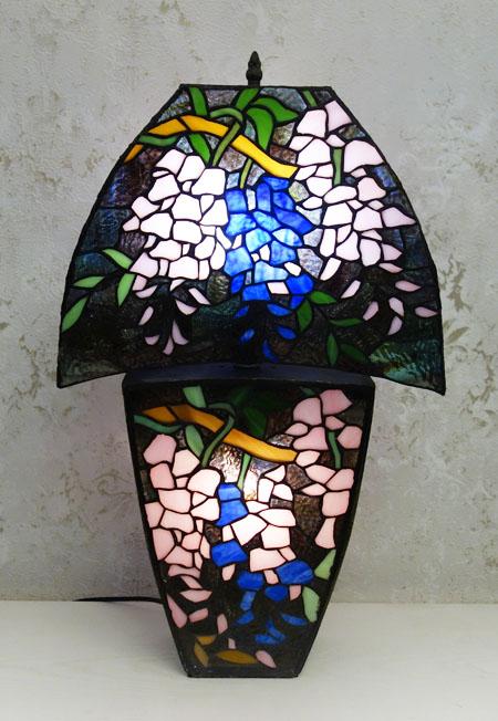 Настольная лампа Тиффани TLS 190-17