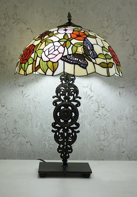 Нвстольная лампа 183-592/2