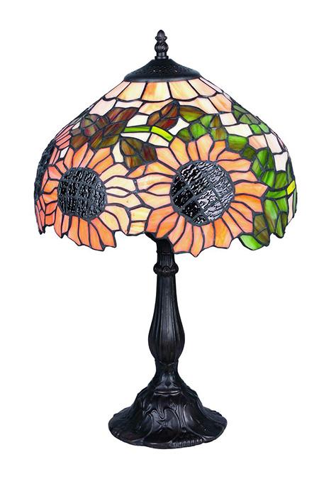 Настольная лампа тиффани 8001