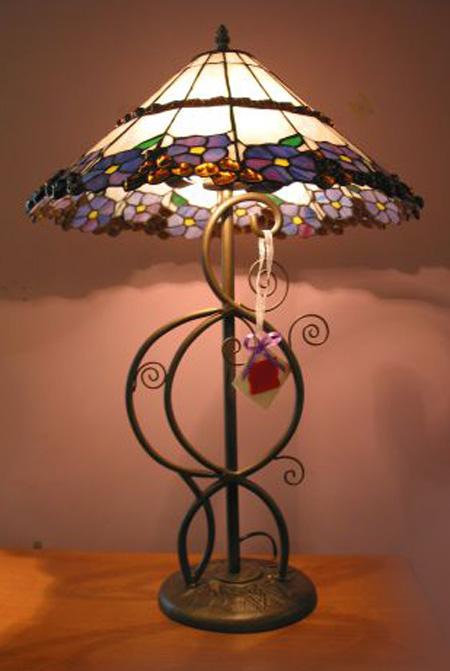 Настольная лампа Тиффани TLL 192