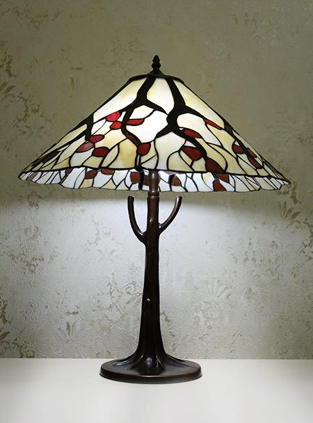 Настольная лампа Тиффани TLA 1828