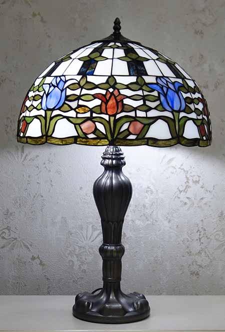 Напстолная лампа T 16172-2