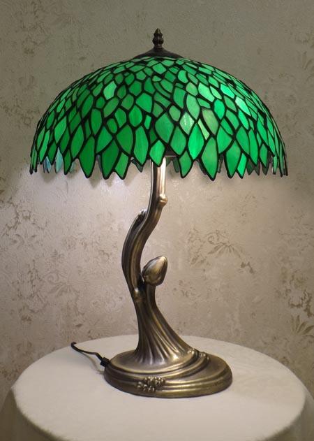 Настольная лампа Тиффани BT 1646 (RCN 19)
