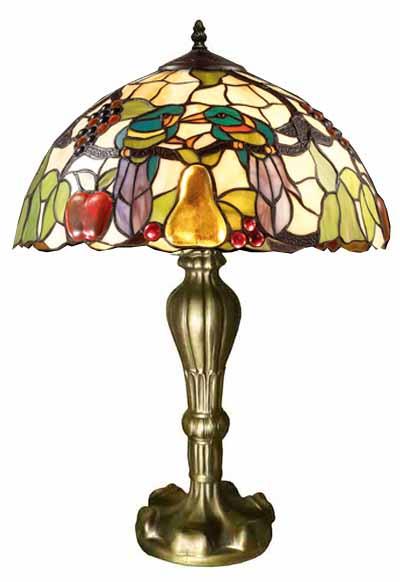 Настольная лампа тиффани T26-39/2T