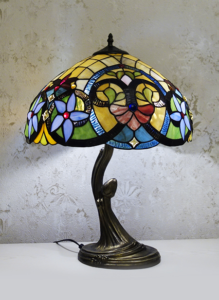 Настольная лампа 81802 G