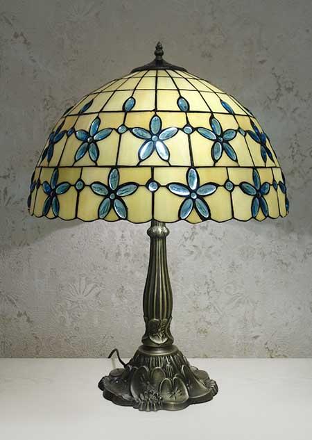 Настольная лампа тиффани T 18003