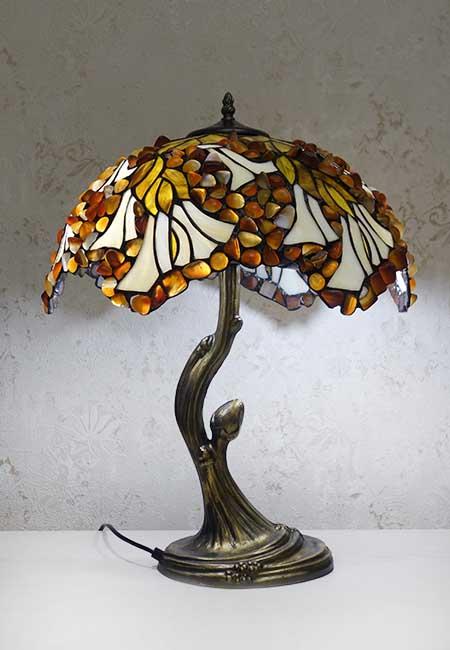 Настольная лампа 16001 R