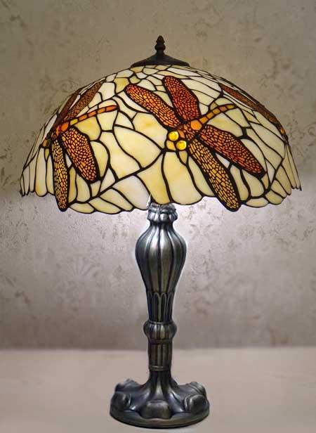 Лампа настольная Тиффани 08192-3